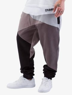 Dangerous DNGRS / Sweat Pant Locotay Race City in grey