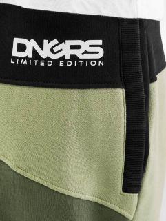 Dangerous DNGRS / Sweat Pant Locotay Race City in olive