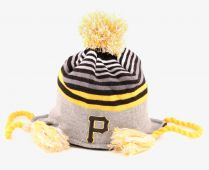 Зимна шапка New Era Stripe Top Pittsburgh Pirates