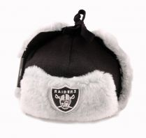 Зимна шапка New Era Snowflake Trapper Raiders
