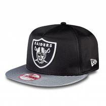 Шапка New Era NFL Satin Oakland Raiders 9FIFTY A-Frame Snapback