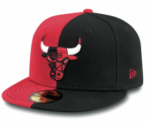 Шапка New Era Two Tone Chicago Bulls 59FIFTY