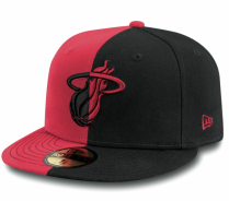 Шапка New Era Two Tone Miami Heat 59FIFTY