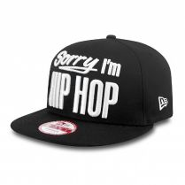 Шапка New Era Sorry Im HIP HOP 9FIFTY Snapback
