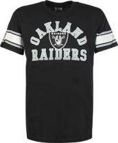New Era NFL Oakland Raiders Super Script Tee
