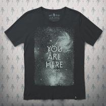 Тениска Dirty Velvet You Are Here