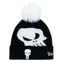 Зимна шапка New Era Hero Over Logo Punisher