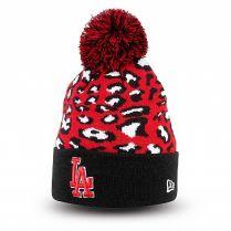 Зимна шапка New Era Team Leo Knit