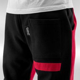 Мъжко долнище Dangerous DNGRS Blesy Sweatpants Black