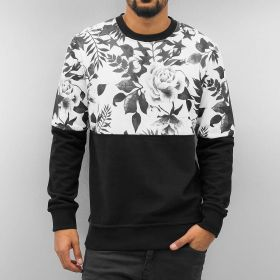 Just Rhyse Rose Sweatshirt Black
