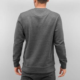 Cyprime Basic Sweatshirt Anthracite