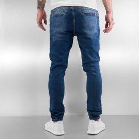 2Y Used Jeans Blue