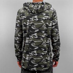 Who Shot Ya? Camo Hoody Camouflage