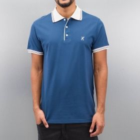 Cazzy Clang / Poloshirt Damp in blue