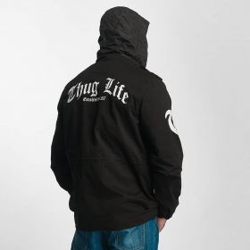 Thug Life / Lightweight Jacket 187 in black