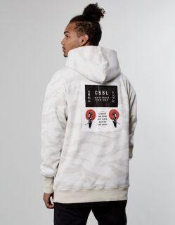 Суичър Cayler & Sons Black Label Edo Half Zip Hoody