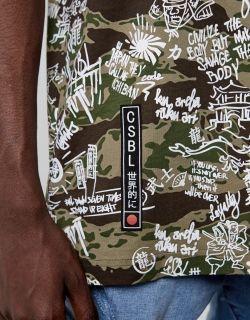 Тениска Cayler & Sons Black Label Sons Oishii Tee