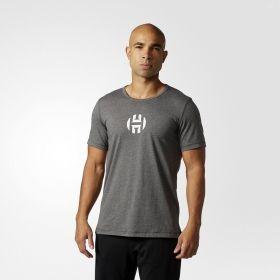 Тениска adidas Harden Logo Tee