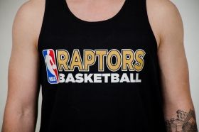 Тениска Mitchell & Ness NBA Toronto Raptors Team Issue Tank Top