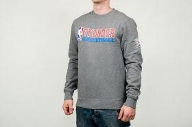 Суичър Mitchell & Ness NBA Oklahoma City Thunder Team Issue Crewneck Sweatshirt