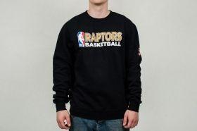 Суичър Mitchell & Ness NBA Toronto Raptors Team Issue Crewneck Sweatshirt