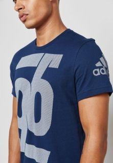 Тениска adidas Number Tee