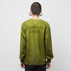 Суичър Backyard Cartel Combat Crewneck Sweatshirt