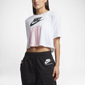 Тениска Nike WMNS International Drip Crop Top