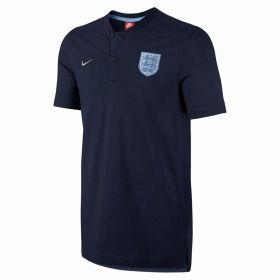 Тениска Nike England Modern Authentic Grand Slam Polo