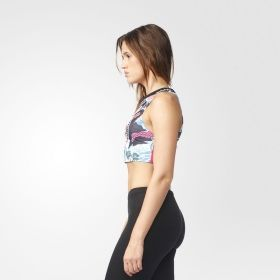 Тениска adidas Originals WMNS Printed Crop Tank Top
