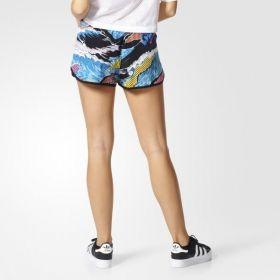Къси панталони adidas Originals WMNS Printed Shorts