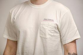 Тениска Stussy Dot Palm Pigment Dyed Pocket Tee