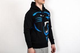 Суичър Majestic NFL Carolina Panthers Bater Loopback OTH Hoodie Jacket