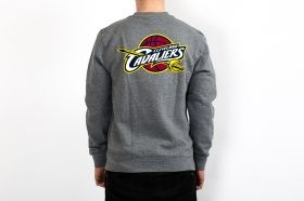 Суичър Mitchell & Ness NBA Cleveland Cavaliers Tight Defense Crewneck Sweatshirt