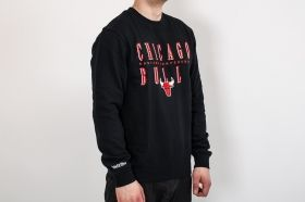 Суичър Mitchell & Ness NBA Chicago Bulls Tight Defense Crewneck Sweatshirt