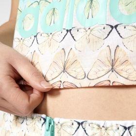 Тениска adidas Originals WMNS Prints Borbofresh Crop Tank Top