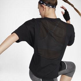 Суичър Nike WMNS Dry Versa 3/4 Sleeve Top