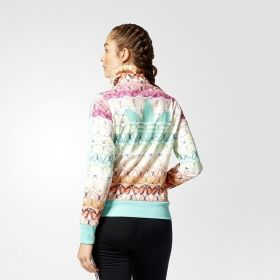Суичър adidas Originals WMNS Borbofresh Firebird Track Jacket