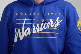 Суичър Mitchell & Ness NBA Golden State Warriors Cursive Script Hoody