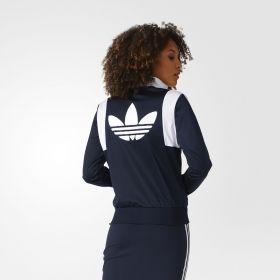Суичър adidas Originals WMNS Firebird Track Top