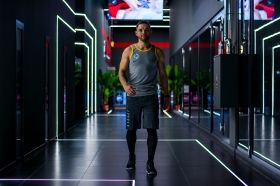 Тениска Nike Maccabi Tel Aviv Basketball Tank
