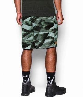 Къси панталони Under Armour SC30 Aero Wave Printed Shorts