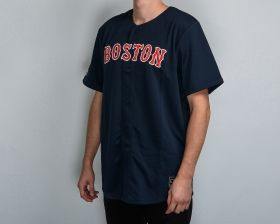 Тениска Majestic MLB Boston Red Sox Replica Jersey
