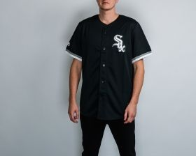 Тениска Majestic MLB Chicago White Sox Replica Jersey