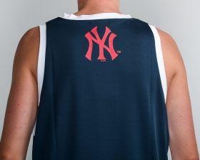 Тениска Majestic MLB New York Yankees Gency Poly Singlet Tee