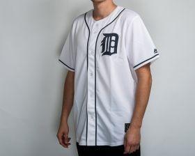 Тениска Majestic MLB Detroit Tigers Replica Jersey