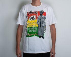Тениска Stussy Rastafari Tee