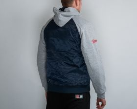 Яке Majestic MLB New York Yankees Brisk Hooded Mix Fabric Jacket