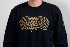 Суичър Mitchell & Ness NBA San Antonio Spurs Winning Percentage Crewneck