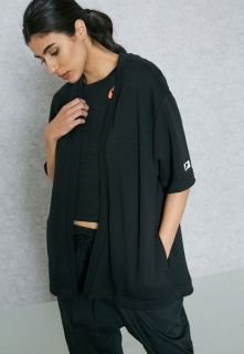 Суичър Nike WMNS NSW Modern Short Sleeve Top